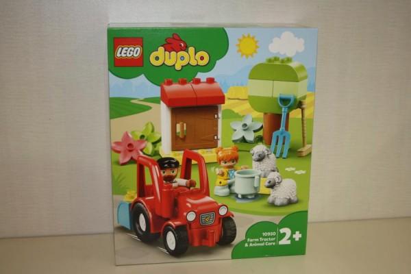 LEGO Duplo Traktor und...