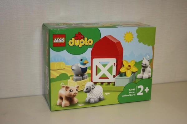 LEGO Duplo Tierpflege auf...